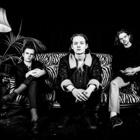 The Blinders am 09.05. im Cassiopeia Berlin