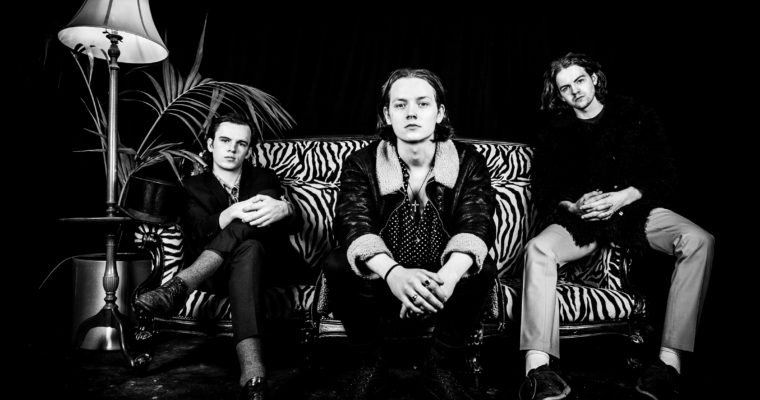 The Blinders Berlin 2019 Pressefoto