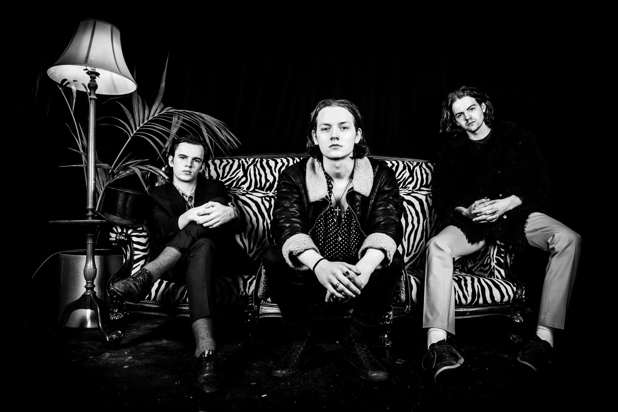 The Blinders Berlin 2019 Pressefoto
