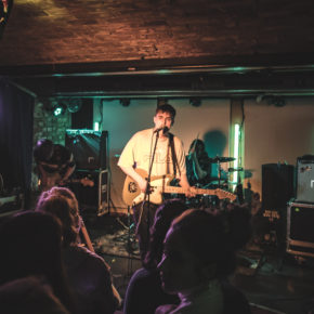 Sam Fender, Auster Club, Berlin, 2018