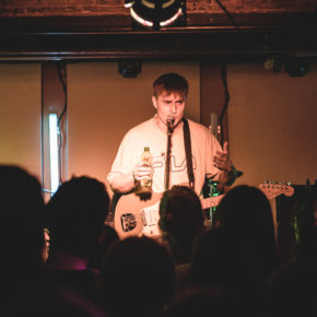 Sam Fender, Auster Club, Berlin, 2018