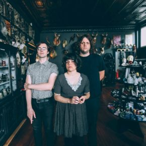 (Verlosung) Screaming Females am 16.03. im Cassiopeia