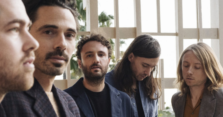 Local Natives Presseofot von Jonathan Chu