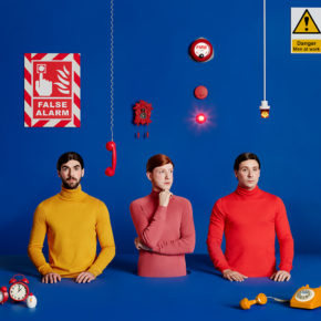 Verlosung: Two Door Cinema Club am 10. Juni im Lido Berlin