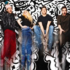 (Verlosung) Walk off the Earth am 29.06. in der Columbiahalle