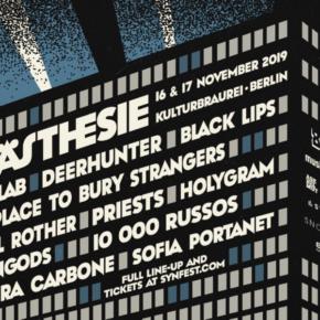 Synästhesie Festival: Berliner Clubfestival mit Flair