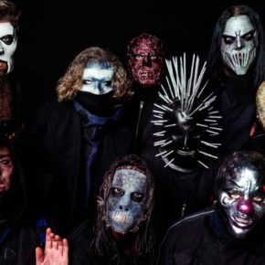 Slipknot am 17.02.2020 | Mercedes Benz Arena Berlin