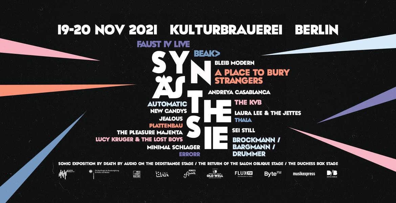 synästhesie festival berlin