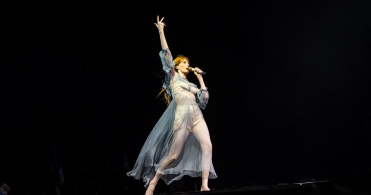 sziget 2019 florence and the machine