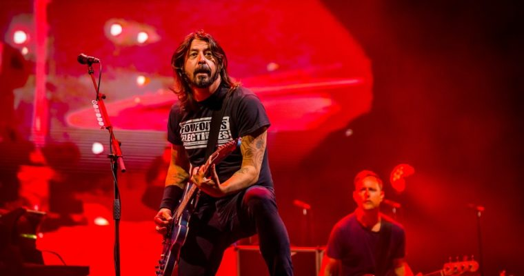 Foo Fighters beim Sziget 2019