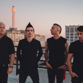 Anti-Flag am 21.01.2020   SO36 Berlin