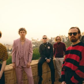 Cage The Elephant am 27.02.2020 | Astra Kulturhaus Berlin