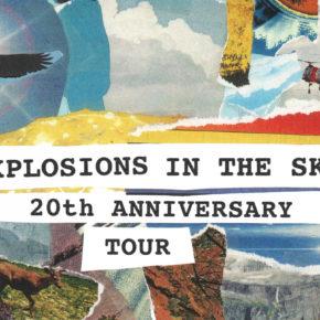Explosions In The Sky am 03.05.2020 | Huxleys Berlin