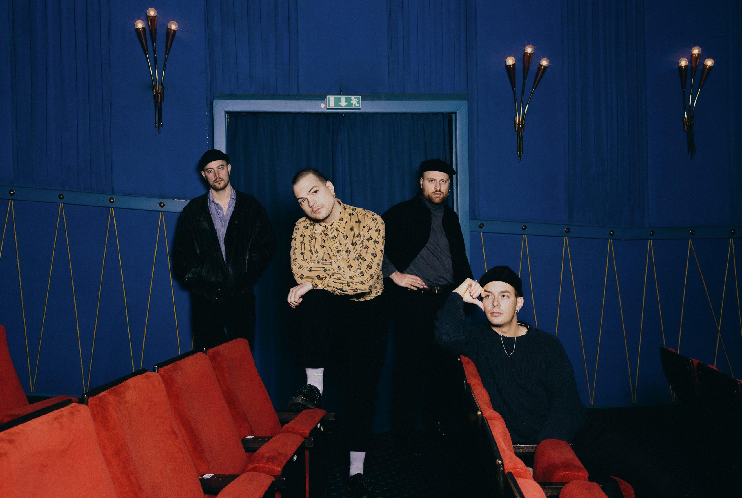 Fibel band live in Berlin