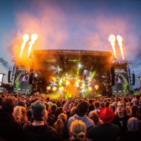 Hurricane Festival 2020 - erste Bandwelle veröffentlicht
