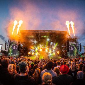 Hurricane Festival 2020 // zweite Bandwelle rollt an