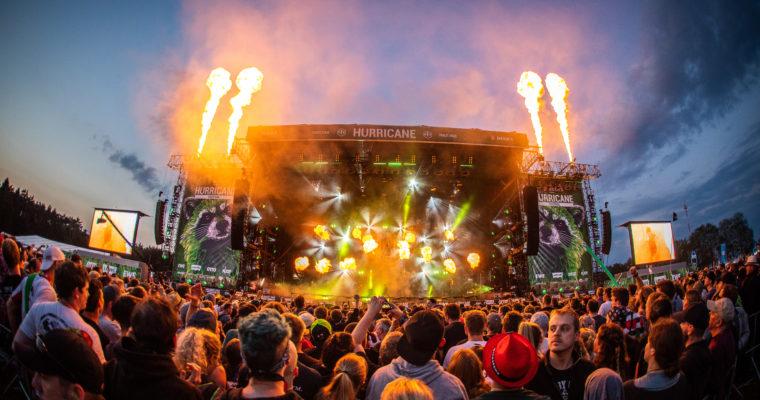 Hurricane Festival 2020 - zweite Bandwelle veröffentlicht