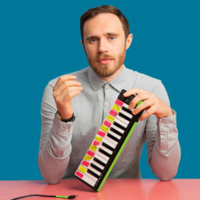 James Vincent McMorrow am 26.11.2019 | Bi Nuu Berlin