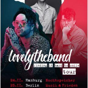 Lovelytheband am 25.11.2019 | Musik & Frieden Berlin