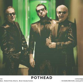 Pothead am 25.01.2020 | Huxleys Neue Welt Berlin