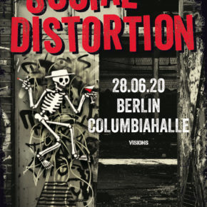 Social Distortion am 28.06.2020 | Columbiahalle Berlin