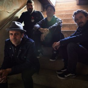 The Bouncing Souls am 30.10.2019 | SO36 Berlin