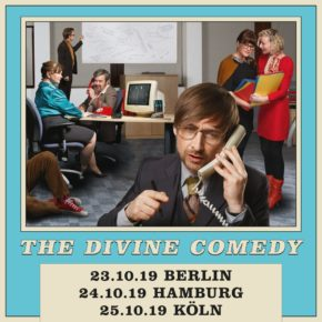 The Divine Comedy am 23.10.2019 | Admiralspalast Berlin