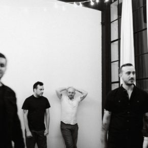 The Menzingers am 26.01.2020 | Bi Nuu Berlin