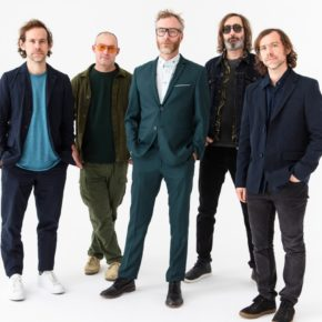 The National am 26.11.2019 | Columbiahalle Berlin