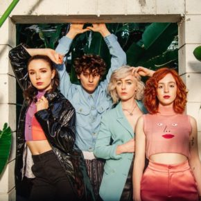 (Verlosung) The Regrettes am 22.11.2019 | Musik & Frieden Berlin