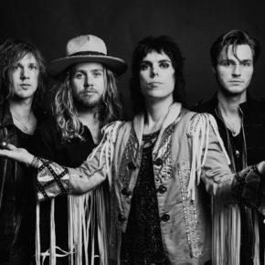 The Struts am 27.10.2019 | Columbia Theater Berlin