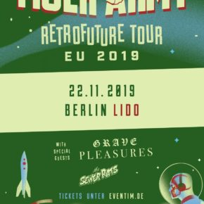 Tiger Army am 22.11.2019 | Lido Berlin