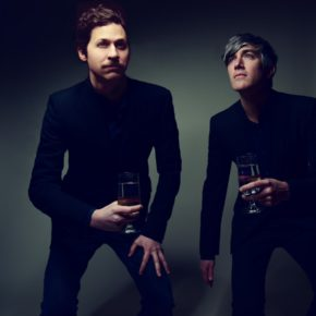 We Are Scientists am 28.11.2019 | Heimathafen Neukölln Berlin