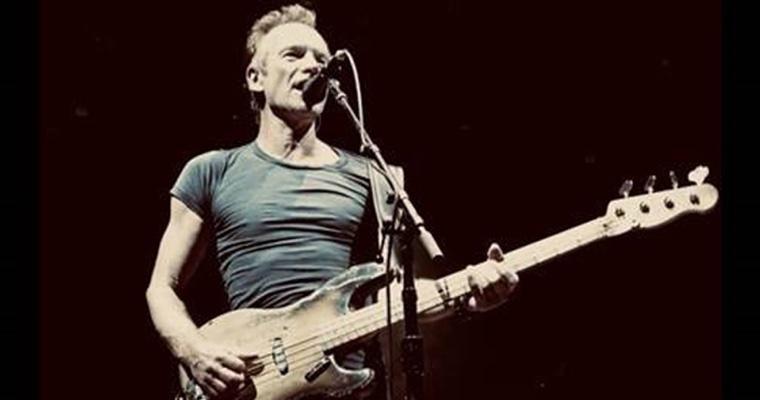 Sting in Berlin