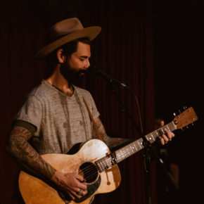Dashboard Confessional Privatclub Berlin November 2019