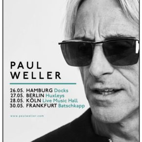 Paul Weller am 27.05.2020 | Huxleys Neue Welt Berlin