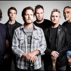 Pearl Jam am 23.06.2021 | Waldbühne Berlin