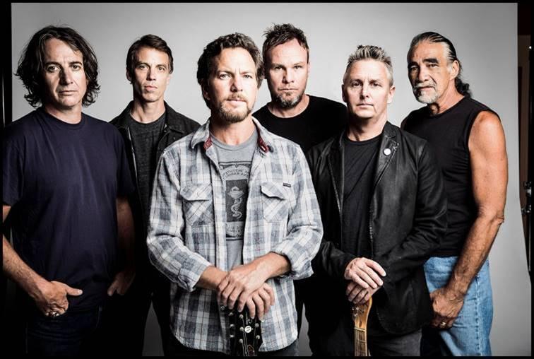 Pearl Jam Waldbühne Berlin 2020