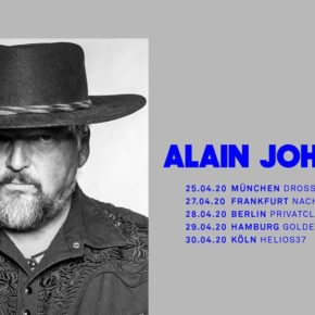 Alain Johannes am 28.04.2020 | Privatclub