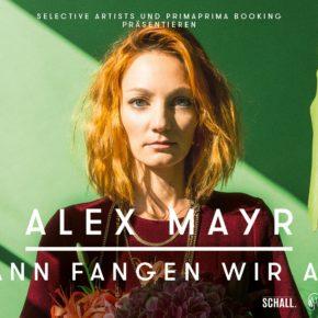 Alex Mayr am 25.02.2020 | Musik & Frieden