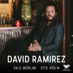 David Ramirez am 26.05.2020 | Musik & Frieden
