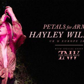 Hayley Williams spielt exklusive Deutschlandshow in Köln