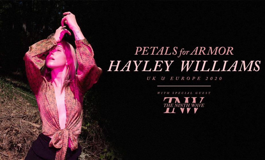 hayley williams petals for armor köln 2020