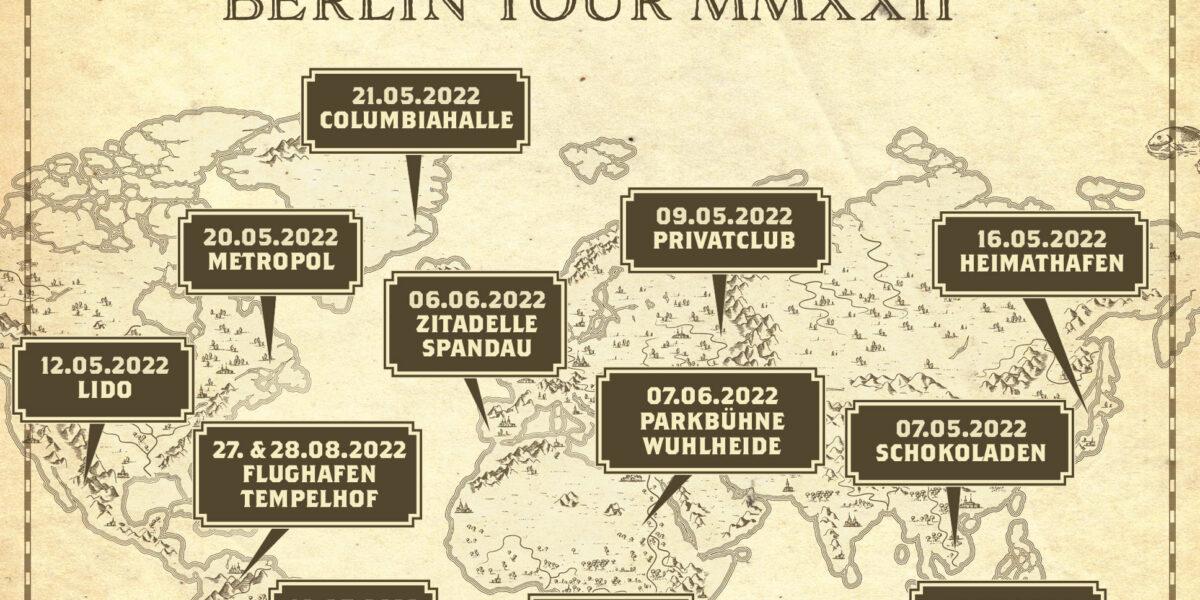 die ärzte berlin tour