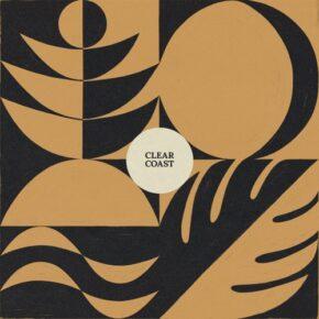 Clear Coast - On Canvas