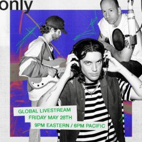 LANY geben globales Livestream-Konzert