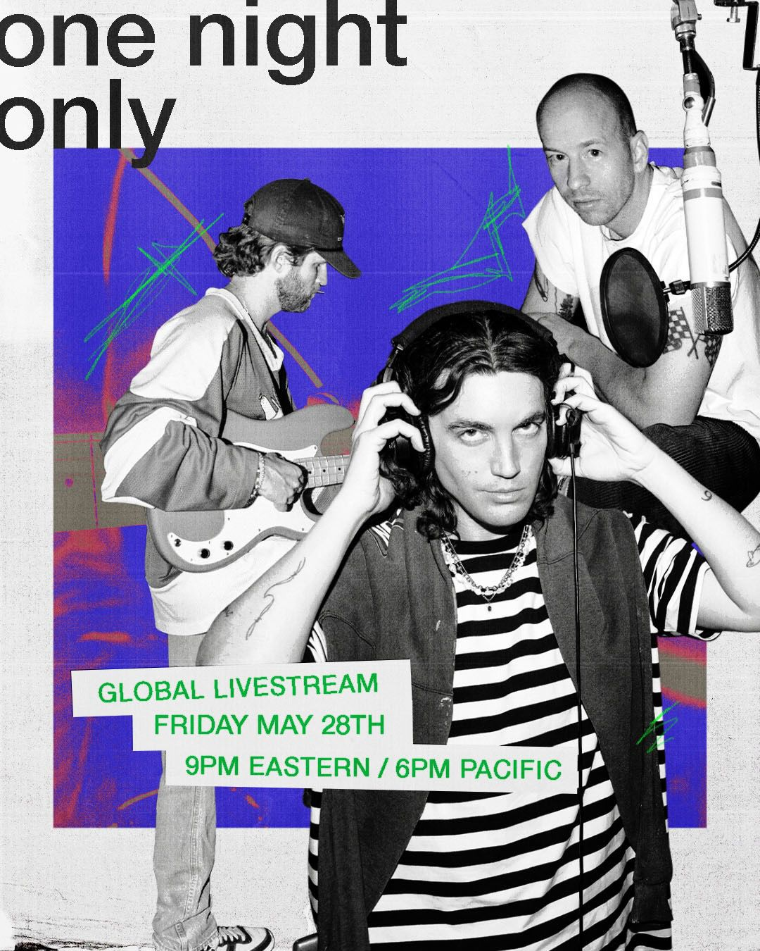 One Night Only mit Lany